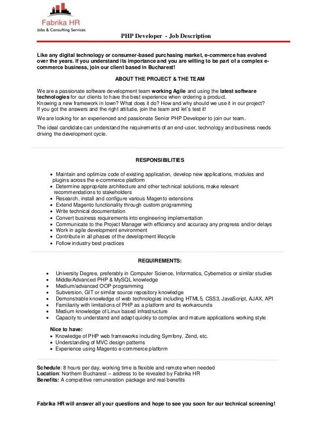 php-developer-job-responsibilities