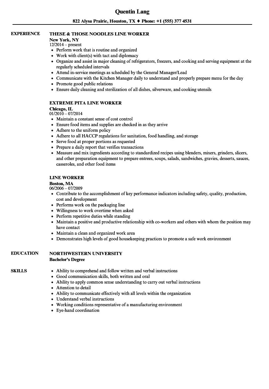 line-worker-job-responsibilities