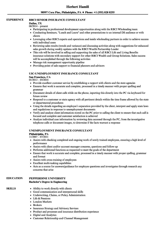 insurance-consultant-job-responsibilities