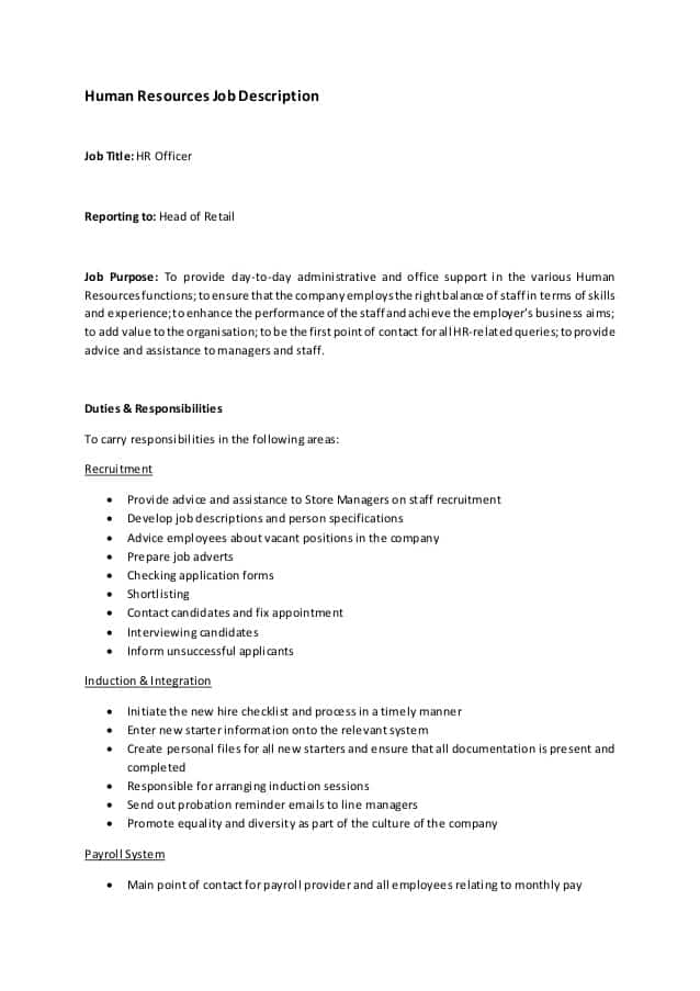 human-resources-officer-job-responsibilities-2