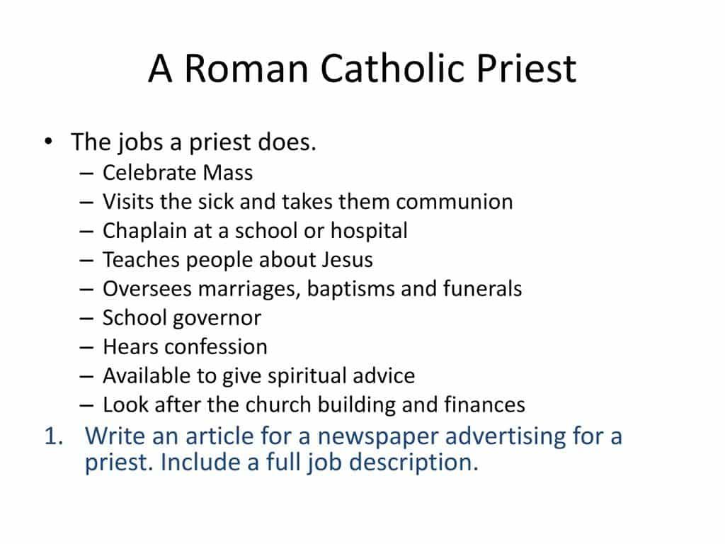 priest-job-responsibilities