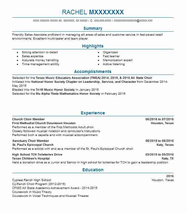 choir-member-job-responsibilities