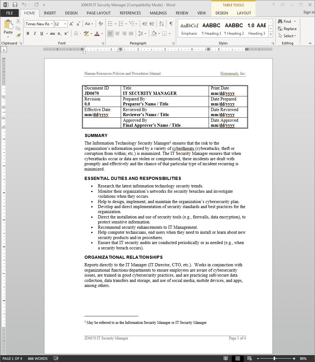 computer-security-job-responsibilities
