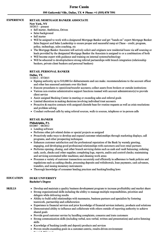 retail-banking-job-responsibilities