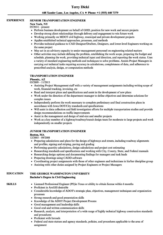 transportation-engineer-job-responsibilities