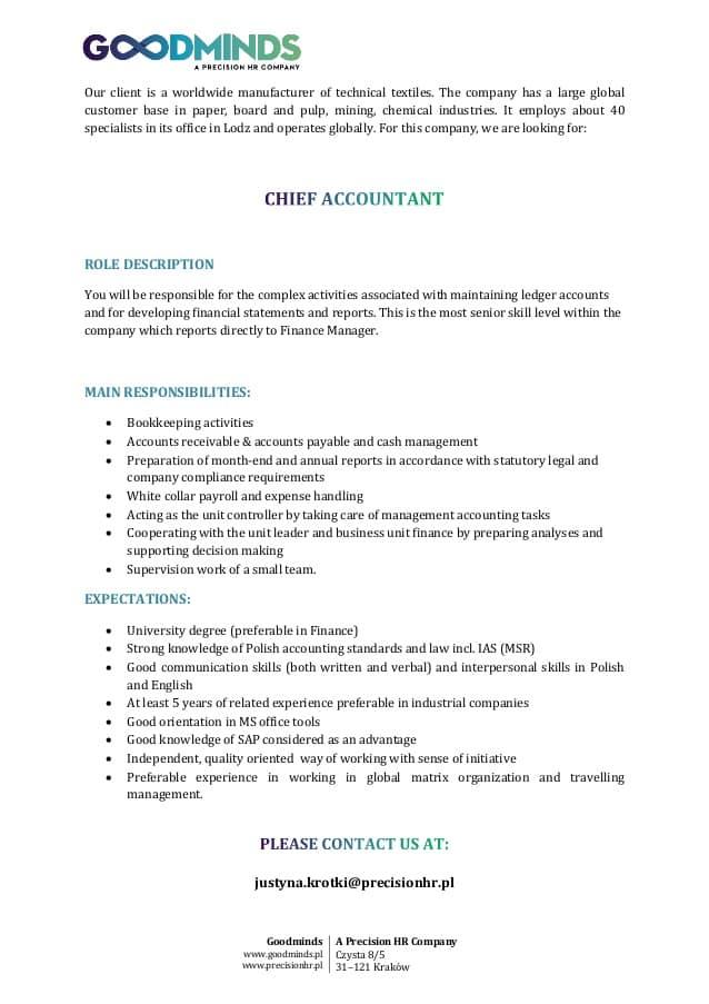 chief-accountant-job-responsibilities