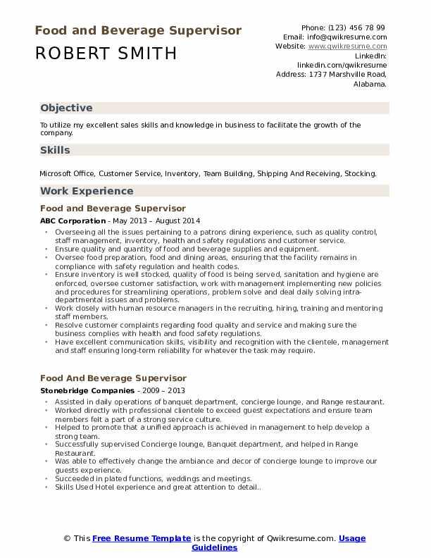 food-and-beverage-supervisor-job-responsibilities-2