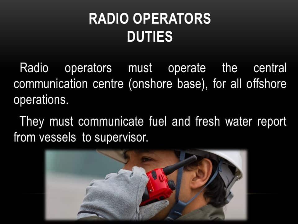 radio-operator-job-responsibilities