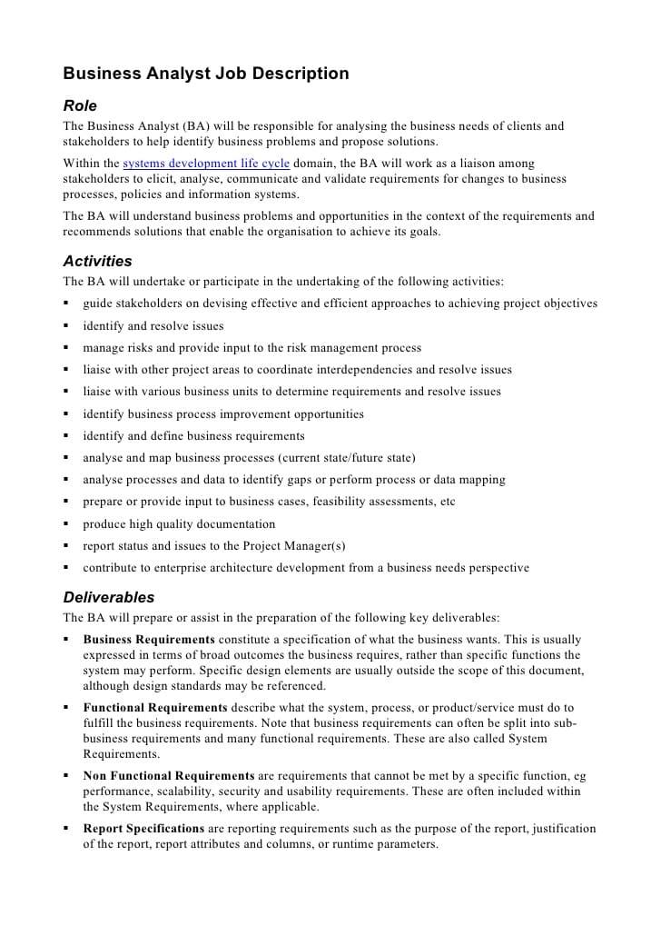 business-analyst-job-responsibilities