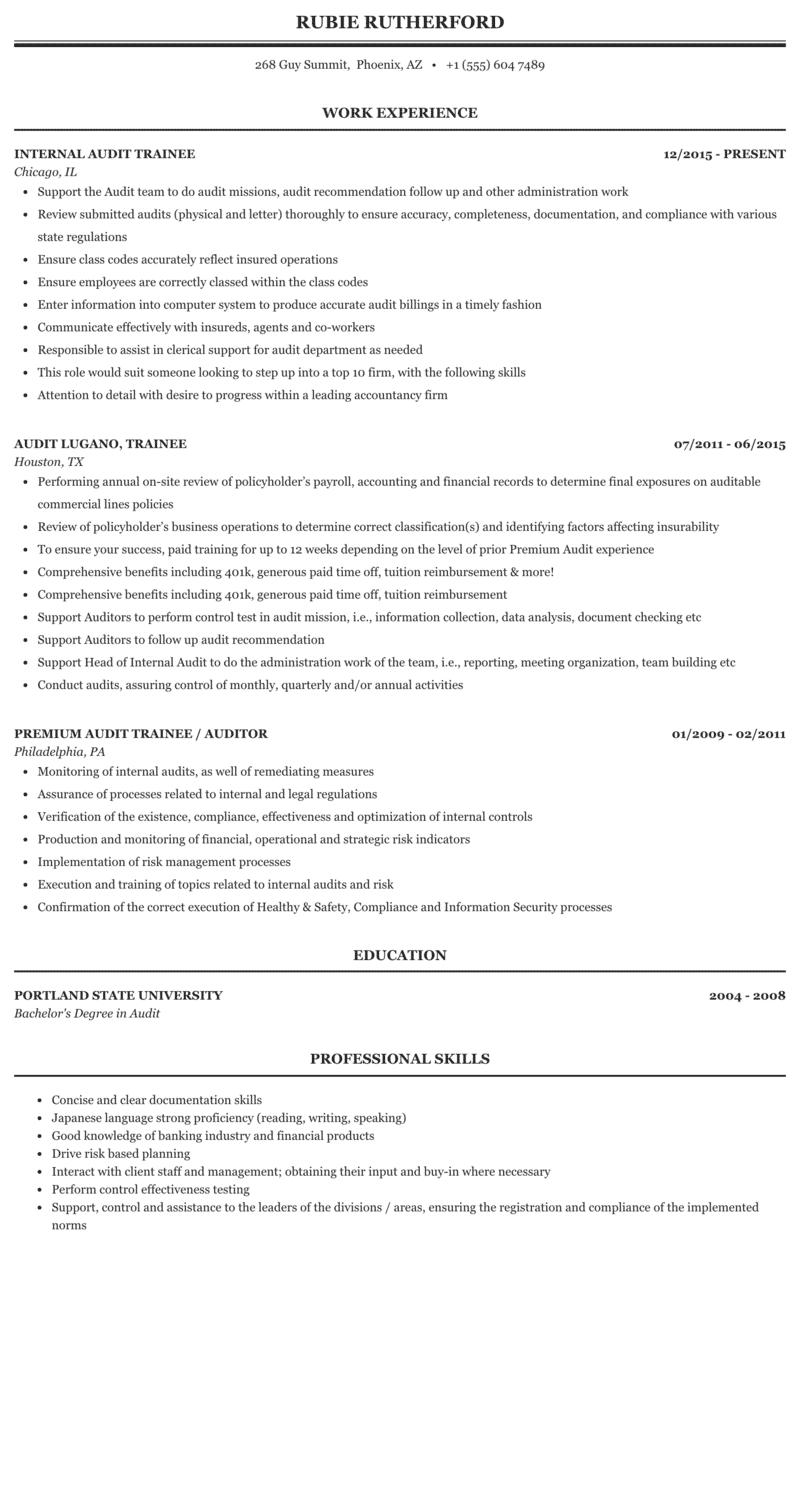 audit-trainee-job-responsibilities