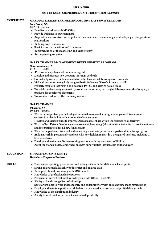sales-trainee-job-responsibilities