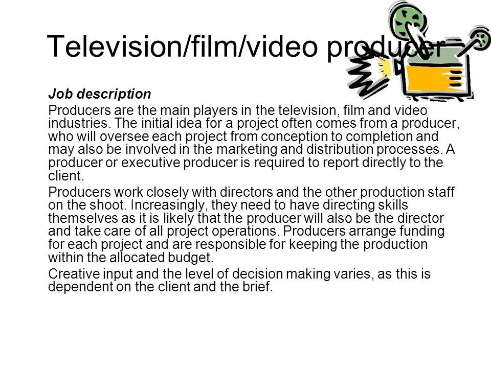 television-director-job-responsibilities